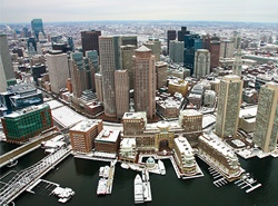 Five reasons to visit Boston this winter