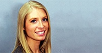 Part-time BC MBA student, Courtney Cannon-Booth