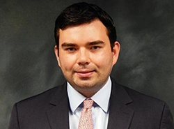 Kevin Barry, BC MBA '17