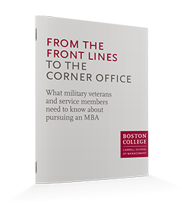 From the Front Lines to the Corner Office eBook