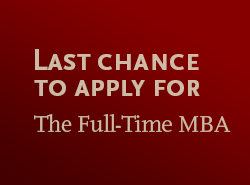Apply for the full-time BC MBA