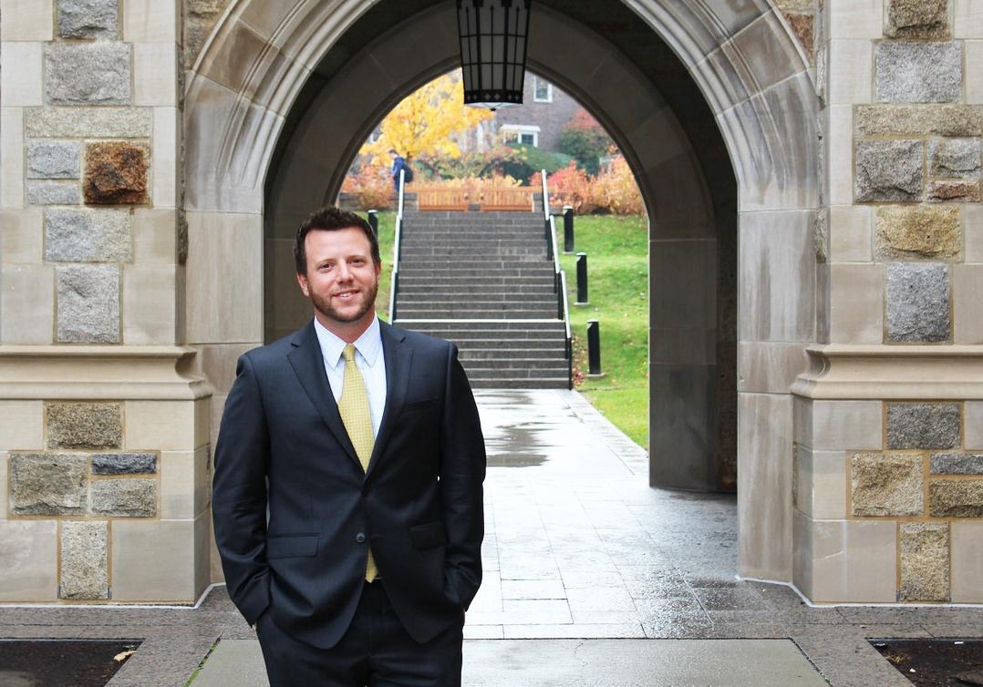 Eric Maskwa MBA '17